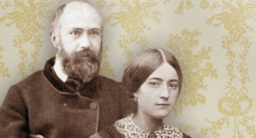 Ludovico e Zelia Martin
